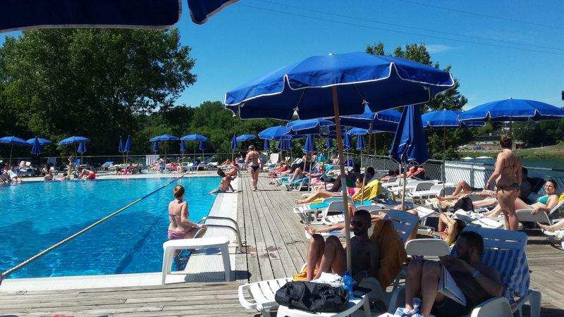 zona piscine lido di pavia