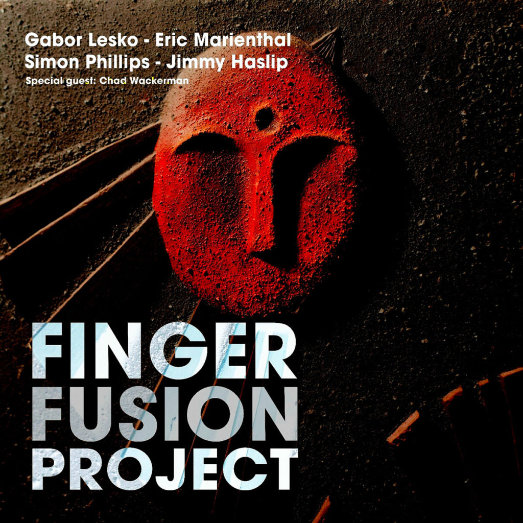 copertina fingerfusion project gabor lesko